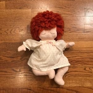 Vintage Handmade Baby Doll